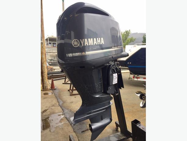 2013 Yamaha F300XCA