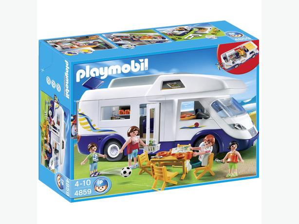 Playmobil Family Camper RV