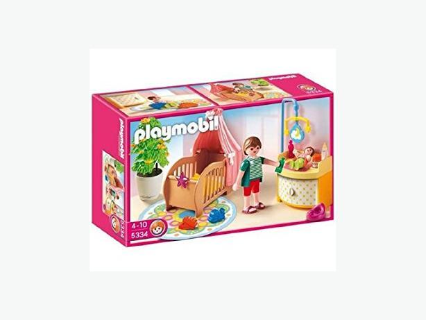 Playmobil Baby Room Nursery