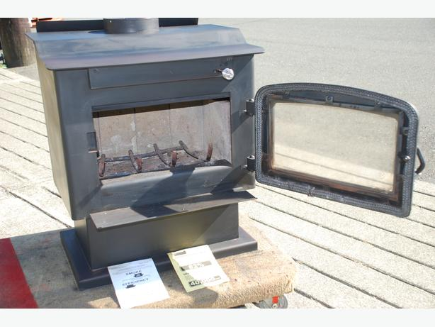 Drolet Pyropak Wood Stove for sale