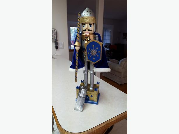 New Christmas Knight Nutcracker
