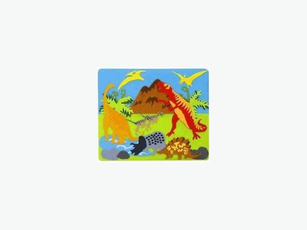 Dinosaur Felt Creations