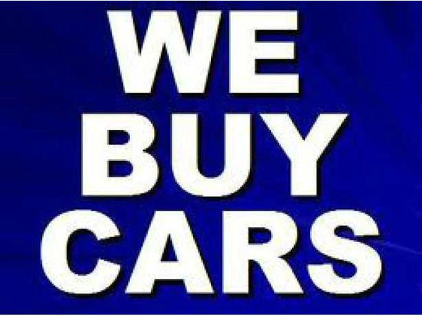 We Buy Car Of All Makes and models,Call us now,We Pay Cash
