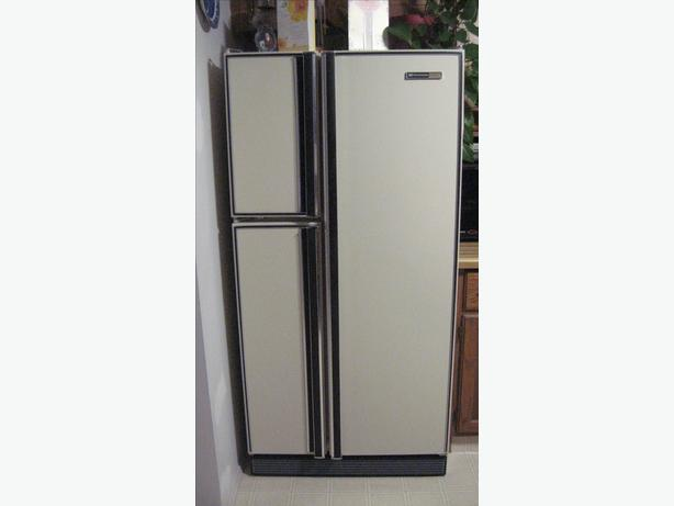 whitewestinghouse fridge