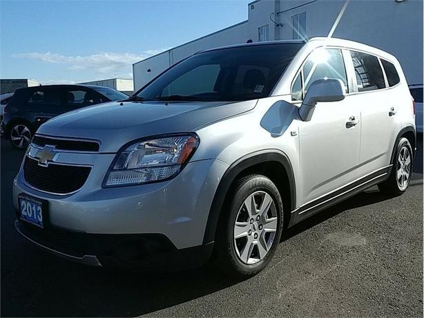 2013 Chevrolet Orlando LT 7-Seat Affordable People Mover !