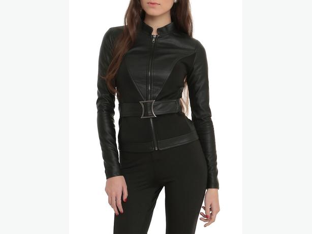 Marvel Black Widow Her Universe Hot Topic Jacket