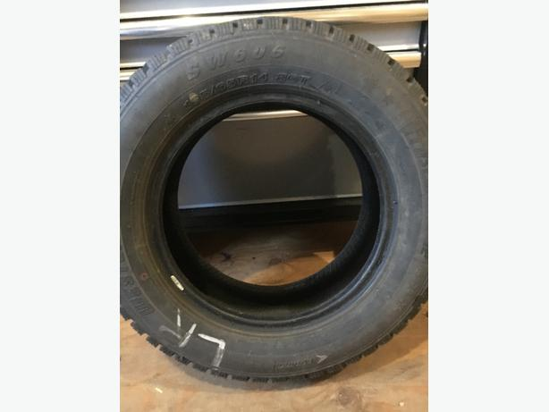 4 studded tires 185/65 /14