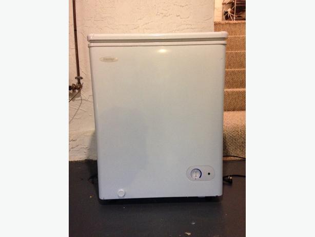 Danby mini freezer