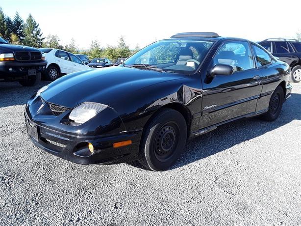2000 Pontiac Sunfire Coupe