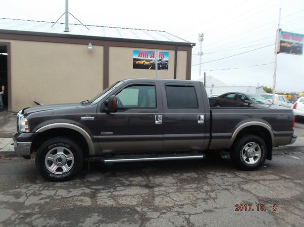 2005 Ford F250 Larriat