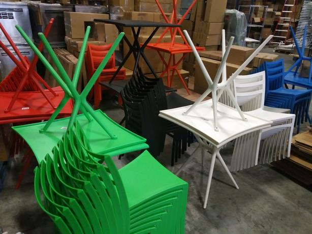 Brand New Restaurant Equipment & Furniture Auction