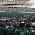 Rider Tickets for Friday Oct 13: Sec115, Row 1, Seats 6-7 and Row 18, Seats 3-4