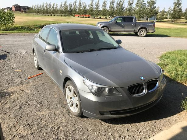 BMW 528i all wheel drive
