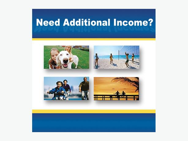 Need Additional Income?