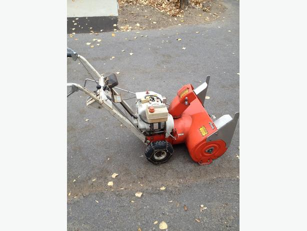 Ariens 6HP 24 in. Snowblower with Electric Start