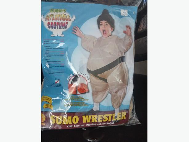 Costume - Sumo Wrestler