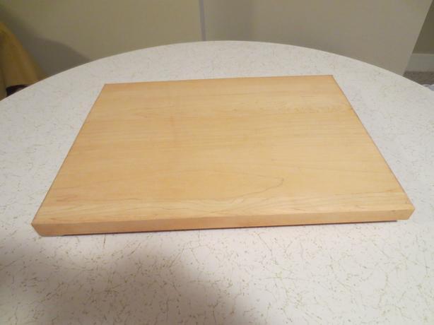 Wooden Cutting Board - NEW