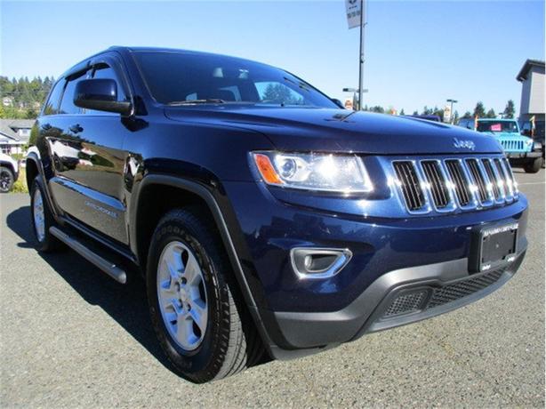 2014 Jeep Grand Cherokee LAREDO Low Kilometers BlueTooth