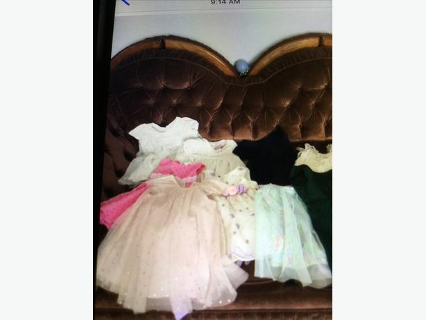 One to 15 month  baby girl items for sale