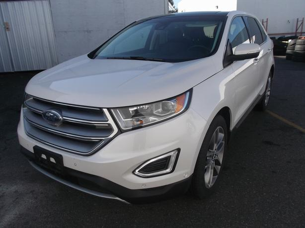 2016 FORD EDGE TITANIUM AWD FOR SALE
