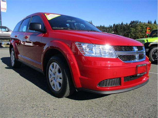 2015 Dodge Journey Canada Value Pkg Low Kilometers No Accidents