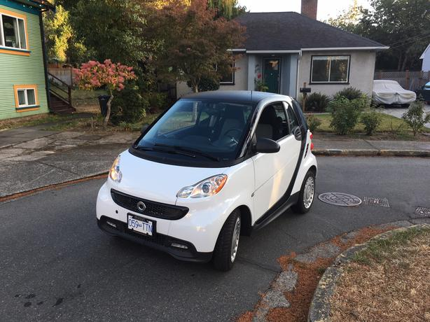2013 Smart for Two