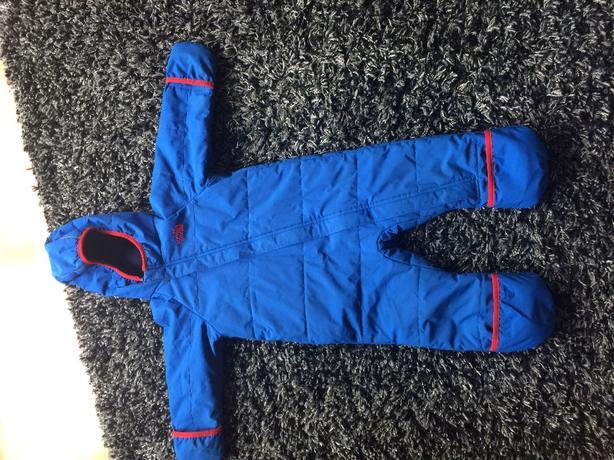 North Face Snowsuit