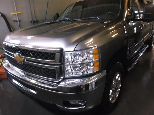 2012 CHEVROLET 2500 CREW CAB DIESEL 4X4 FOR SALE