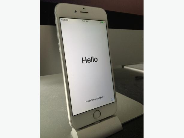 Apple iPhone 6 - 64gb White - Original Packaging & Accessories