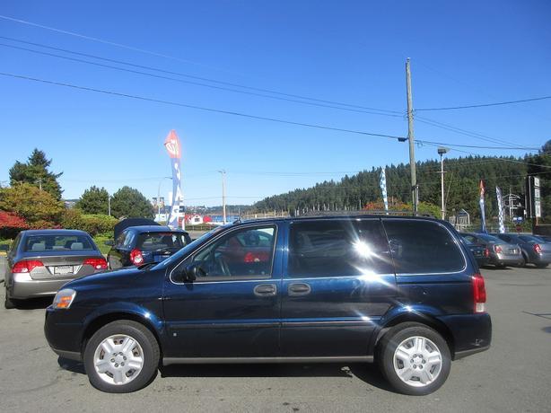 ON SALE! 2006 Chevrolet Uplander LS - BC ONLY! Great Cargo Van!