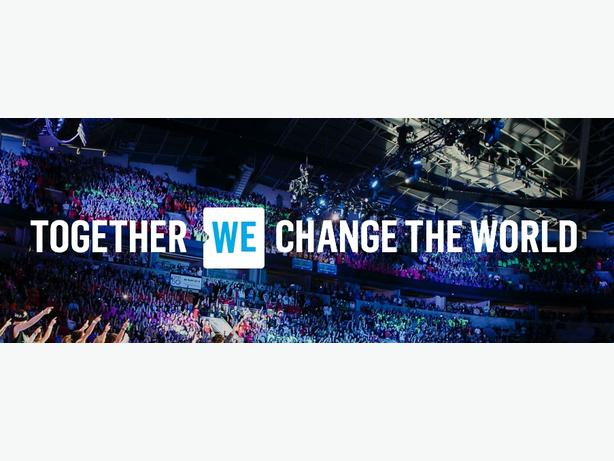 FREE: WE DAY TICKETS