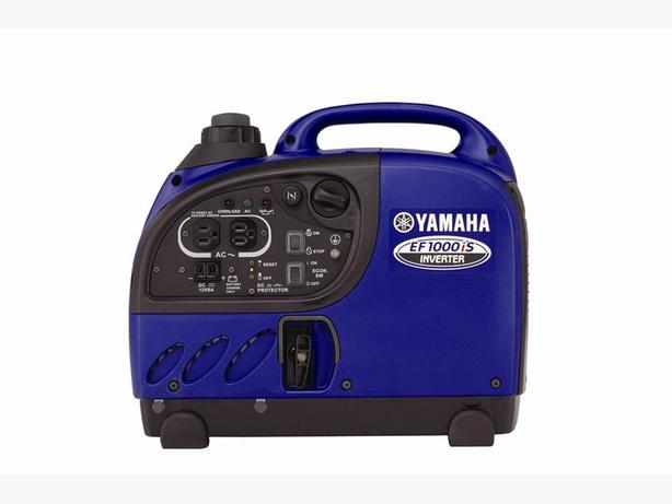 New Yamaha EF1000iS Gas Powered Generator