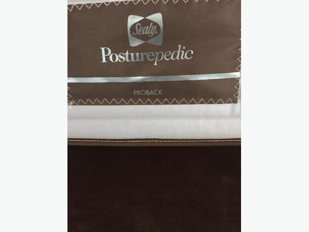 Sealy posturepedic mattress