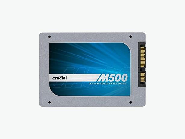 Crucial 2.5 inch internal hard drive 120 gb