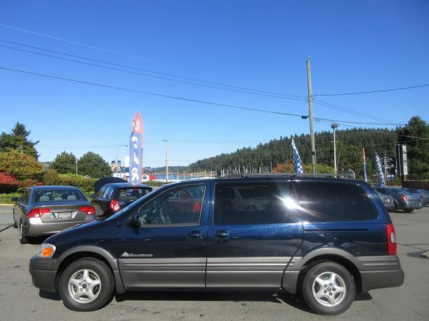 ON SALE! 2003 Pontiac Montana - BC ONLY! - NO DECLARATIONS!