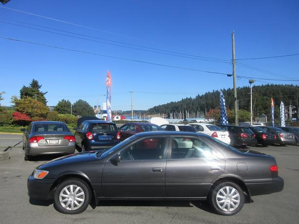 2001 Toyota Camry - CE - SEDAN - 3 MONTH WARRANTY INCLUDED