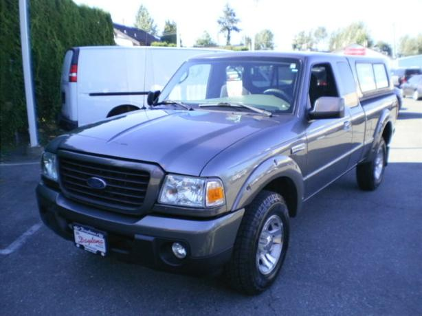 2008 Ford Ranger, Supercab, 3.0 L, v6, 2wd, automatic,