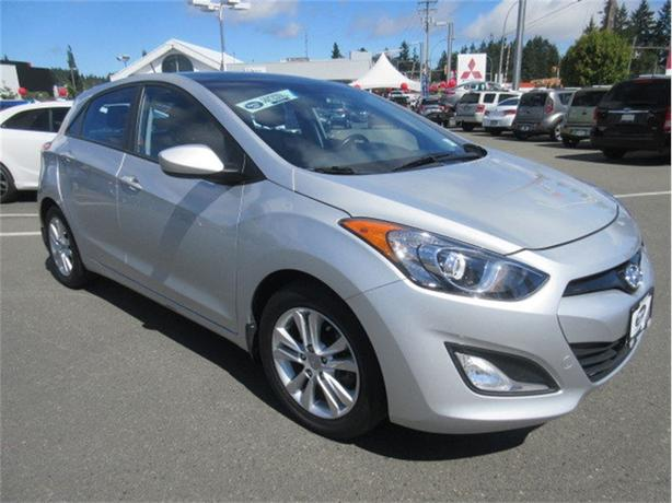 2013 Hyundai Elantra GT GLS Low Kilometers Accident Free