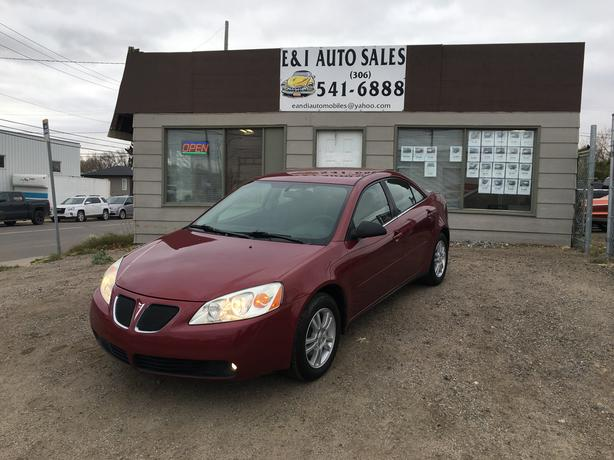 "2005 PONTIAC ""G6"" V6 AUTO with ONLY 131,000 KM'S"