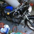 30ft Sailboat, 94 Eurovan, 53 BMW Motorcycle, Honda 12hp Outboard Motor