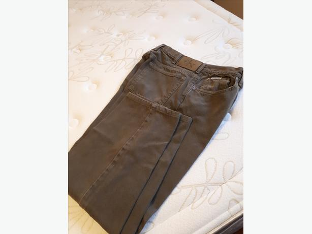 "3 Pair of Men's Calvin Klein Jeans - Size 36"""