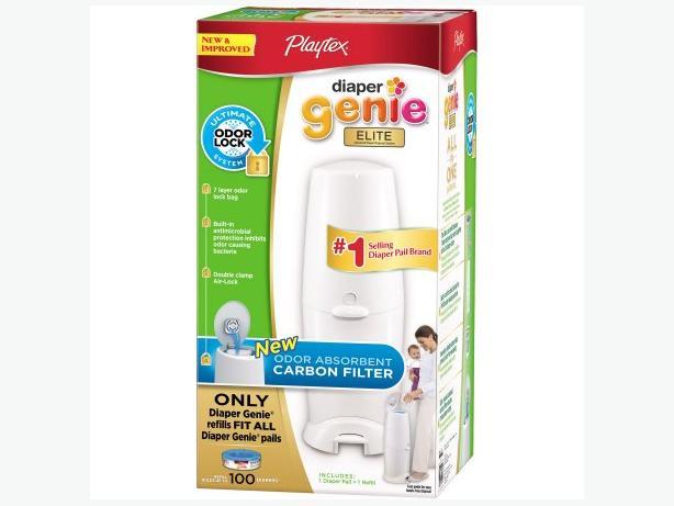 Playtex Baby Diaper Genie Elite NEW