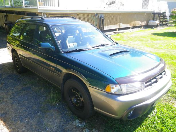 1998 SUBARU LEGACY OUTBACK WAGON FOR SALE