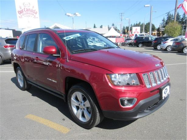 2016 Jeep Compass High Altitude AWD Low Kilometers
