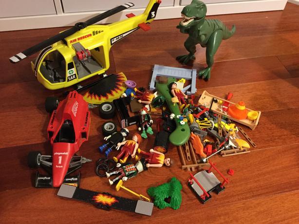Playmobil stuff