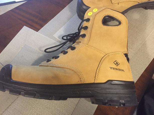 Terra ARGO CSA Work Boots