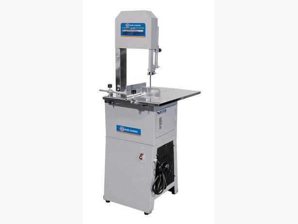 "King 10"" Meat Cutting Bandsaw"