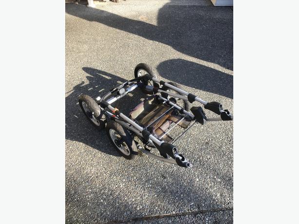 Quinny Foldable Stroller