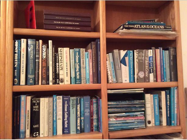 100 Boating Books