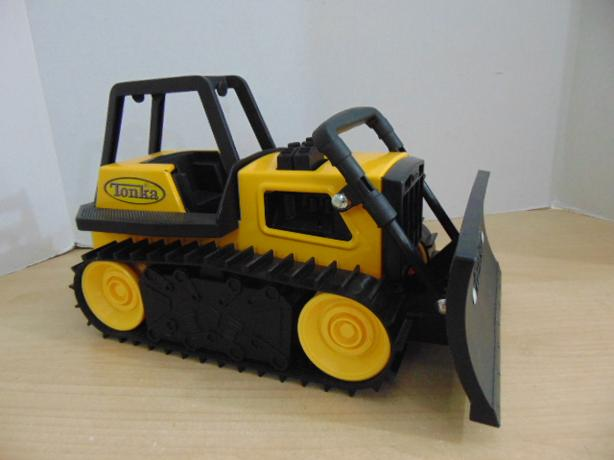 Tonka Metal Sandbox Bulldozer 15""